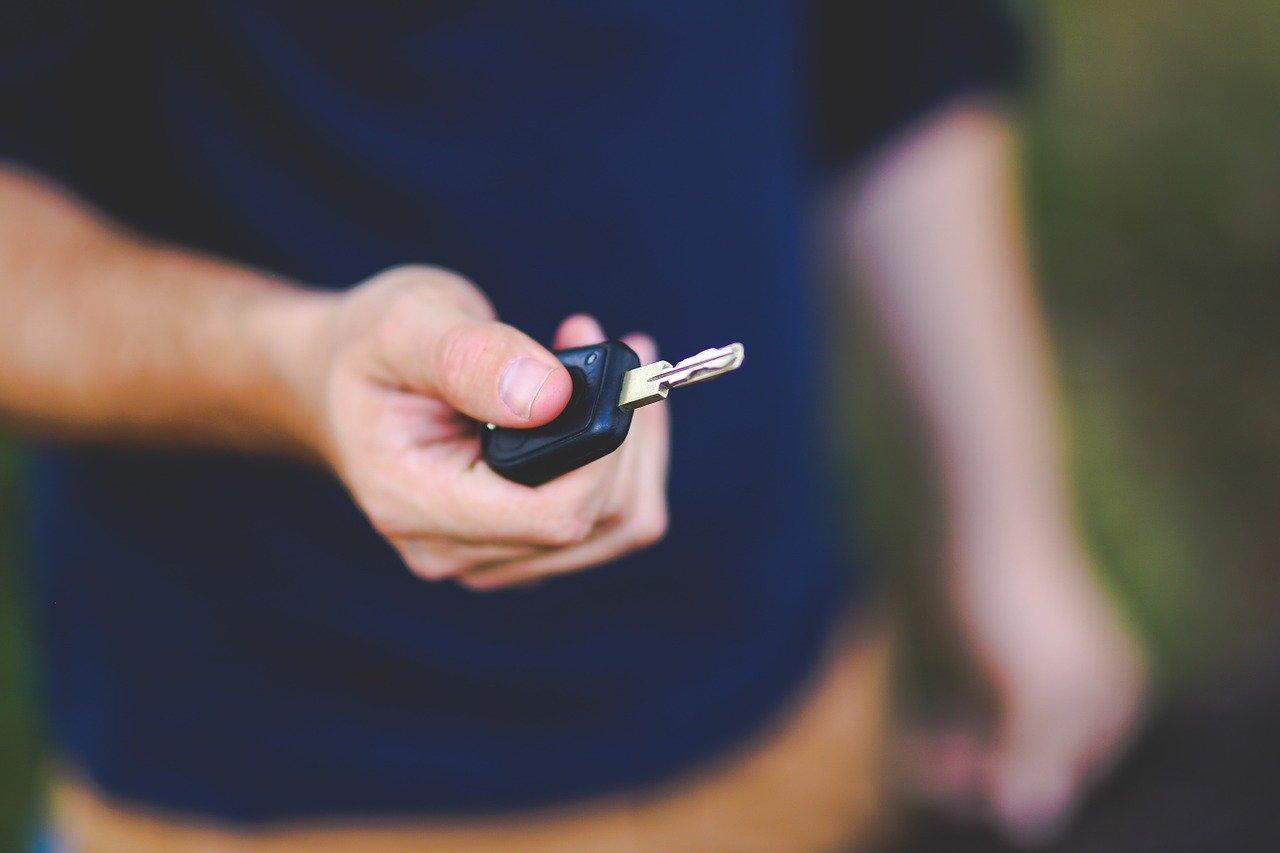 all keys lost